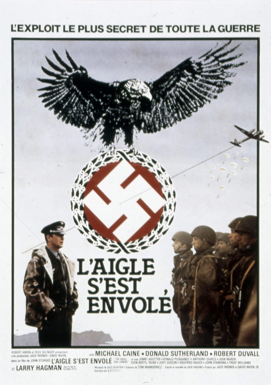 film laigle sest envolé