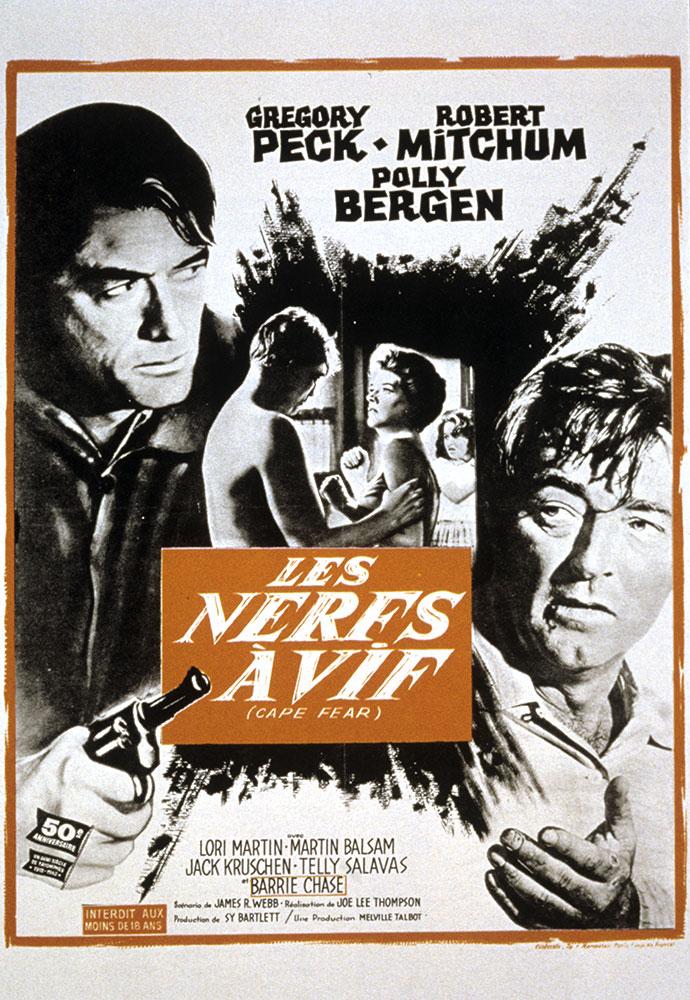 les nerfs à vif 1962