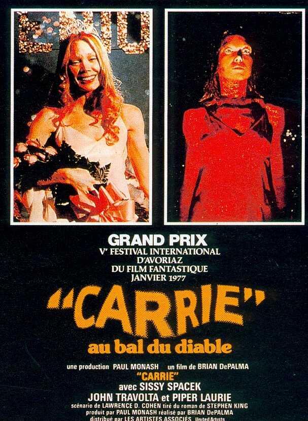 724e687cc23b19 Carrie Au Bal Du Diable - films-telefilms sur Télé 7 Jours