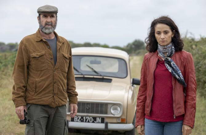 Replay Le Voyageur France 3 Carton D Audience Pour Eric Cantona Et Rachida Brakni