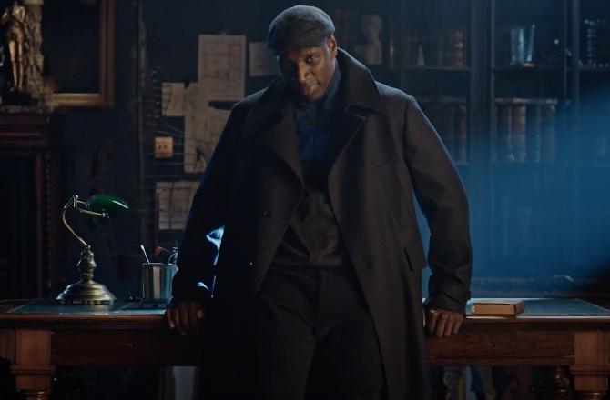 Lupin, dans l'ombre d'Arsène : Netflix dévoile le premier teaser de la  série portée par Omar Sy
