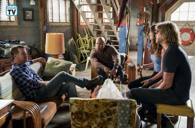 REPLAY - NCIS Los Angeles (M6) : Callen, Sam, Deeks et Kensi sont de retour !