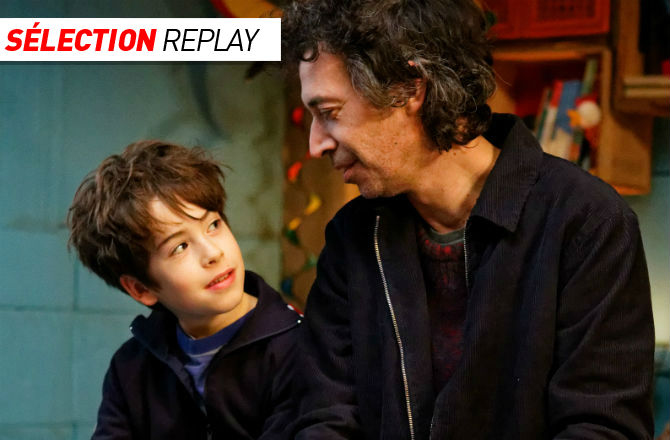 REPLAY - Box 27 (France 2) : Eric Elmosnino en père courage