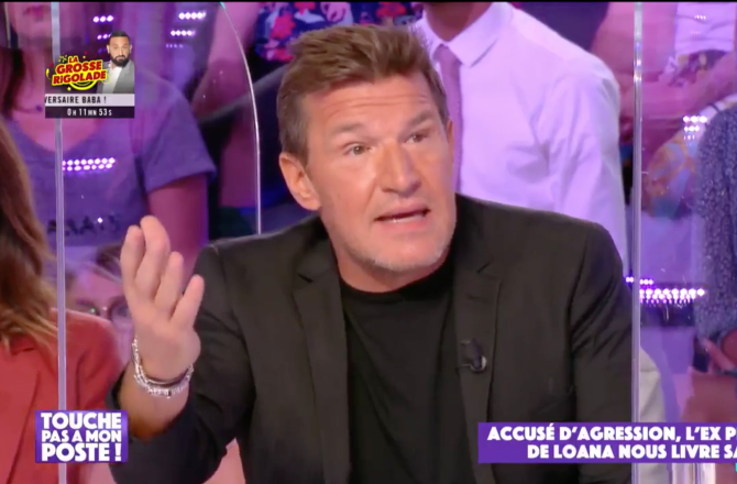 Tpmp C8 Benjamin Castaldi Se Sent Fautif De Ce Qui Arrive A Loana Video