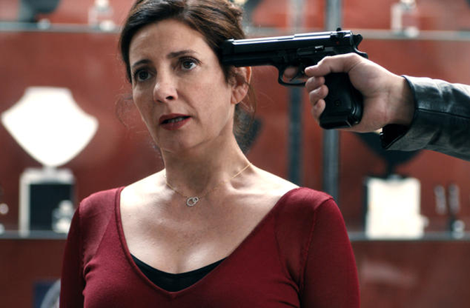 REPLAY - Tuer un homme (Arte) : Valérie Karsenti à contre-emploi